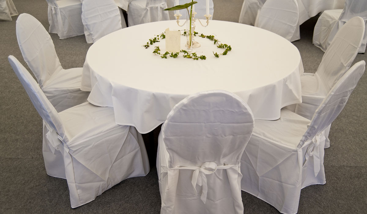 chair covers | atlantic tent