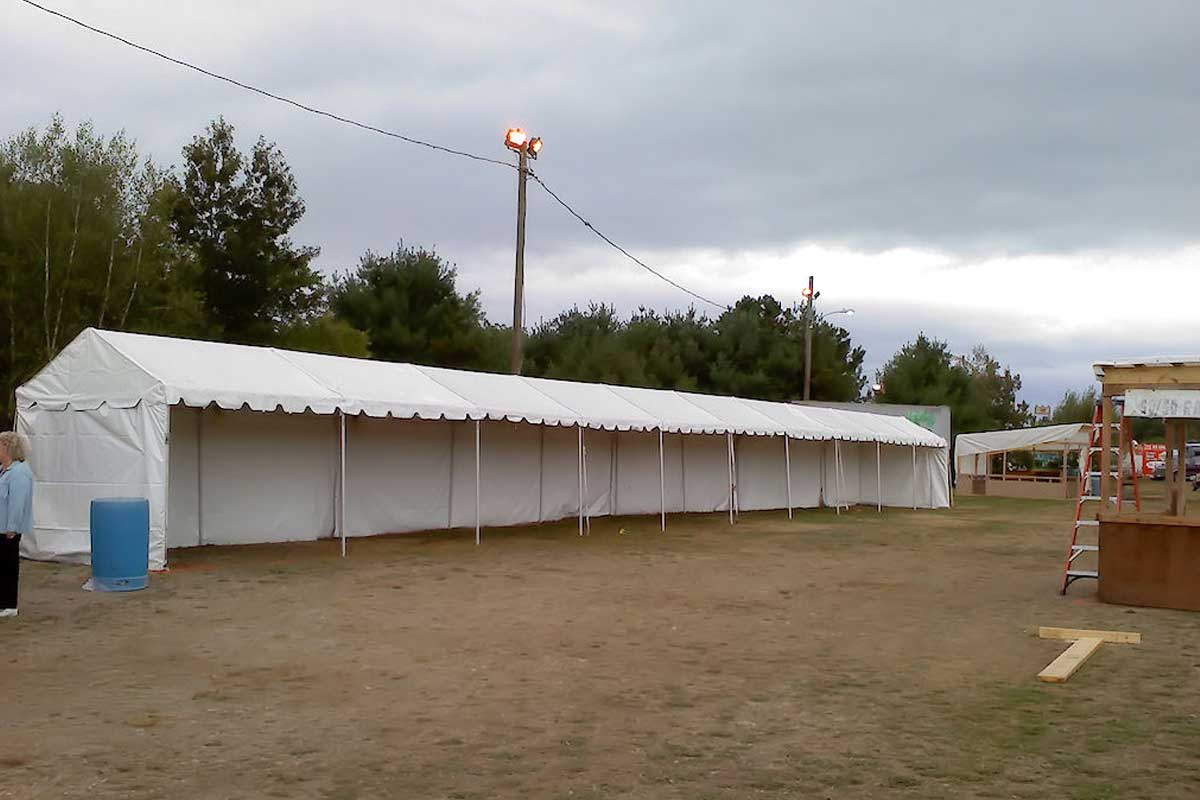 Marquee tents are suitable for walkways or entrances. For a more elegant look Side Walls/ Liners are available for some tents. & Marquee Tents | Atlantic Tent