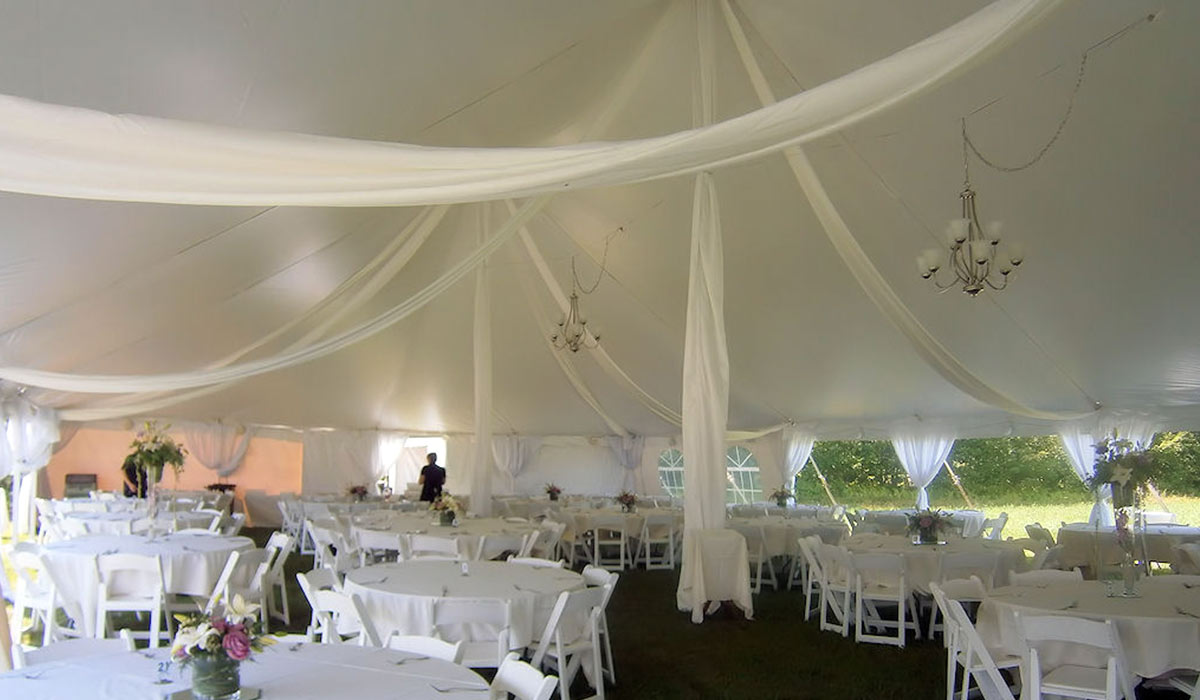 Round Function Tables Round Tables Atlantic Tent