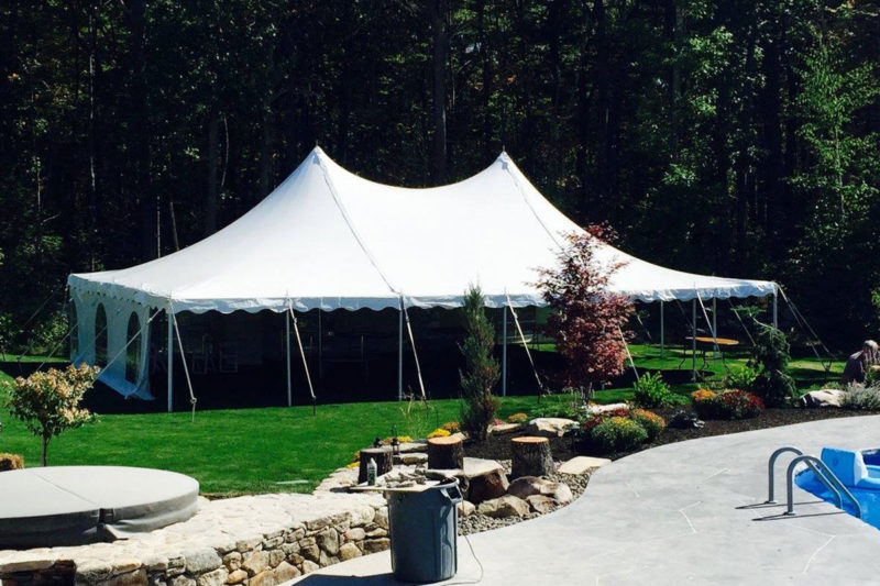 60 X 150 Century Tent Rental Atlantic Tent
