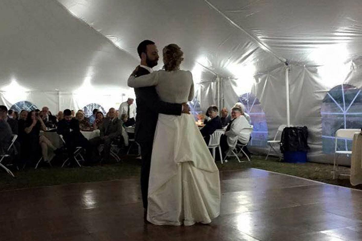 40 X 100 Wedding Tent Atlantic Tent